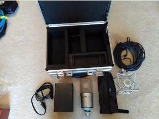 Neumann M149 buis condensor microfoon