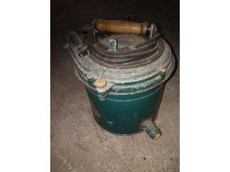 Apparatuur Antieke Siemens stofzuiger