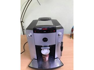 Koffieapparaten Jura F70 touchscreen