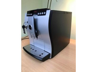 Koffieapparaten Jura Z5 ganz in geheel in alu uitgevoerd vollautomat