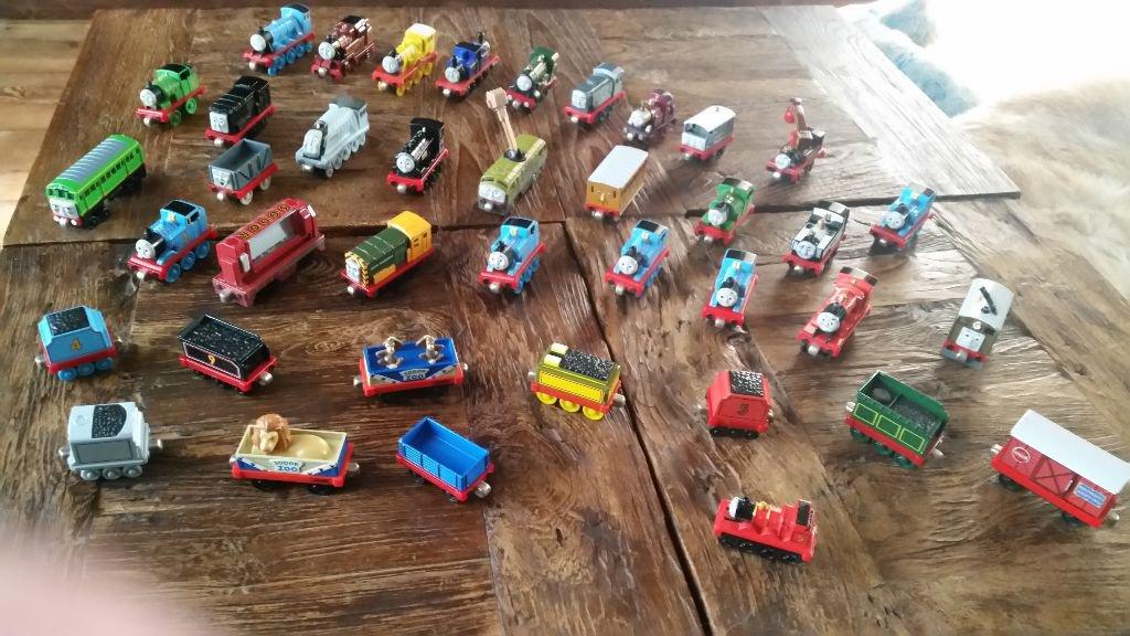 Thomas de trein.